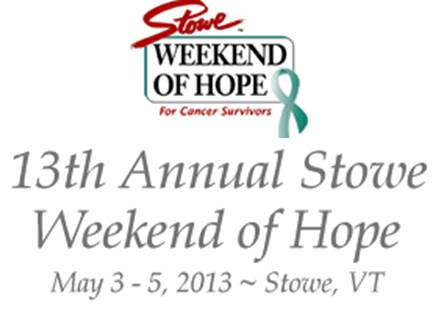 Stowe Weekend of Hope