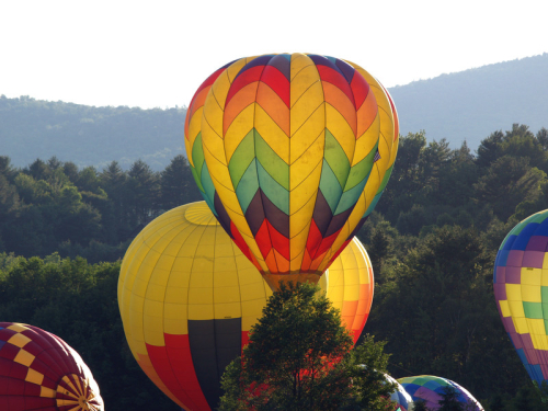 Hot-air-balloons-in-stowe-vermont