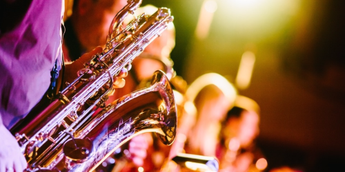 Live-music-sax