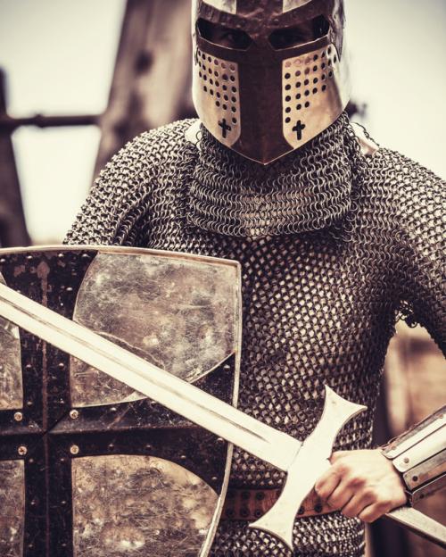 Vintage-knight
