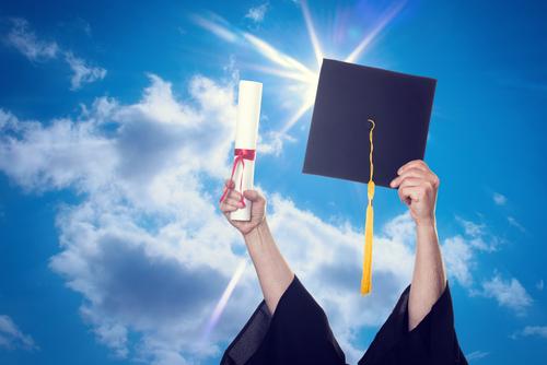 Graduation-cap -diploma