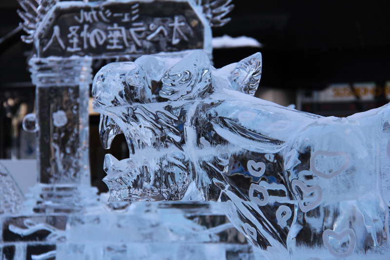 Ice-carving-837377_1920